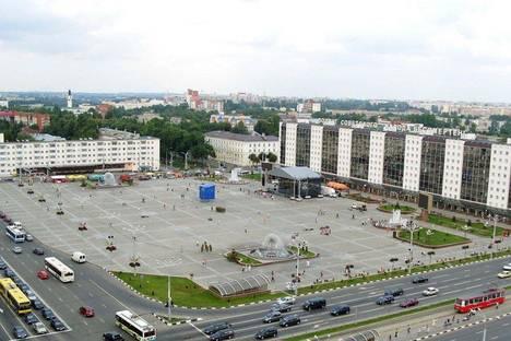 Сдается 2-комнатная квартира посуточно в Витебске, Московский проспект 8.