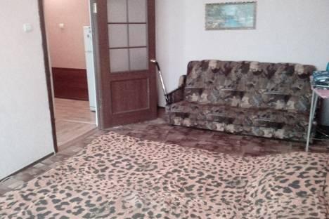 Сдается 1-комнатная квартира посуточно в Пскове, улица Яна Фабрициуса 8.