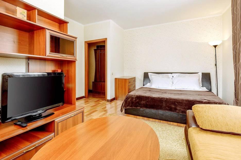 Снять однокомнатную квартиру посуточно в Кемерове, аренда 1-