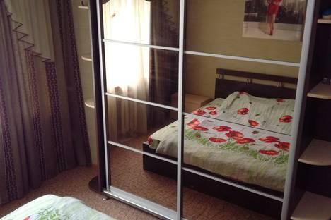 Сдается 2-комнатная квартира посуточнов Рыбинске, ул. Бори Новикова, 12.
