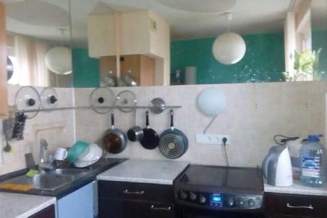 Сдается 1-комнатная квартира посуточно в Химках, улица Молодежная, 5.