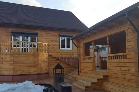 Сдается коттедж посуточно в Иркутске, Качугский тракт,10 км.