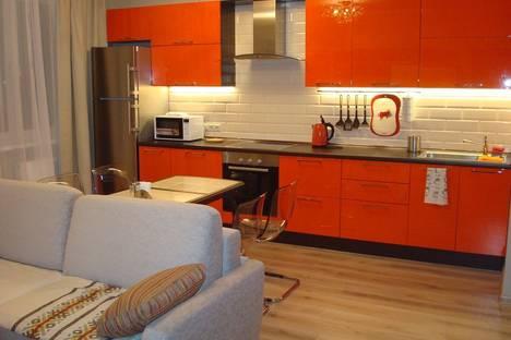 Сдается 2-комнатная квартира посуточнов Казани, ул.Козина, д. 3а.
