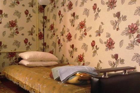 Сдается 2-комнатная квартира посуточно, площадь Маяковского 4.