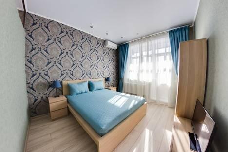 Сдается 2-комнатная квартира посуточнов Тюмени, Малыгина 90.