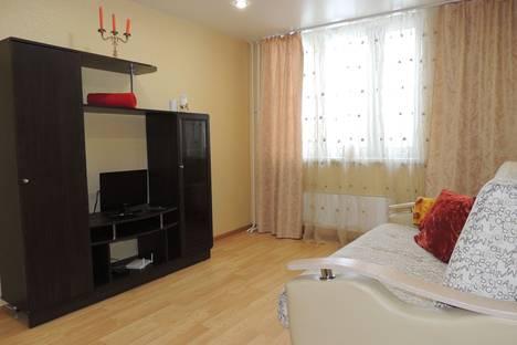 Сдается 1-комнатная квартира посуточнов Перми, улица Чернышевского 17а.