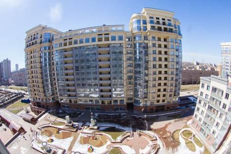 Сдается 2-комнатная квартира посуточно в Санкт-Петербурге, Московский проспект 183/185.