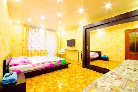 Сдается 1-комнатная квартира посуточно в Ярославле, улица Чайковского, 78/19.