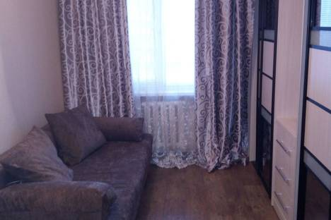 Сдается 2-комнатная квартира посуточно в Витебске, Проспект Фрунзе 55.