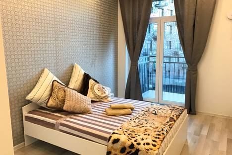 Сдается 1-комнатная квартира посуточнов Пушкино, улица Летная 21/2.