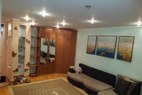 Сдается 1-комнатная квартира посуточно в Актобе, Некрасова,79.