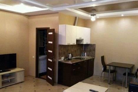Сдается 1-комнатная квартира посуточно в Адлере, улица Просвещения 84.