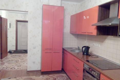 Сдается 2-комнатная квартира посуточно в Адлере, пер. Богдана Хмельницкого 8.
