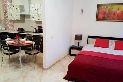Сдается 1-комнатная квартира посуточнов Сочи, Курортный проспект, 105б.