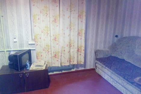 Сдается 1-комнатная квартира посуточнов Ижевске, Депутатская улица 15.
