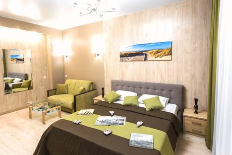 Сдается 1-комнатная квартира посуточно в Светлогорске, улица Верещагина 12.
