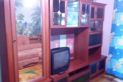 Сдается 1-комнатная квартира посуточнов Рыбинске, улица Моторостроителей, 29.