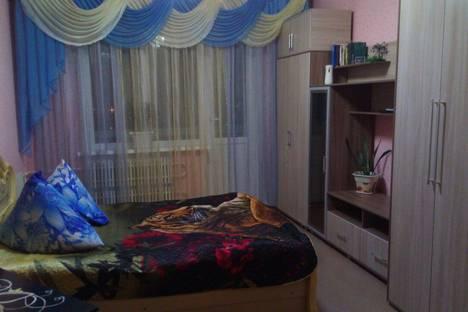 Сдается 1-комнатная квартира посуточнов Старом Осколе, Комсомольский Проспект, д. 29.