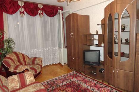Сдается 2-комнатная квартира посуточно в Киеве, бульвар Леси Украинк 36В.