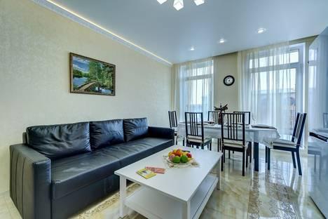 Сдается 3-комнатная квартира посуточно в Санкт-Петербурге, Полтавский проезд дом 2.