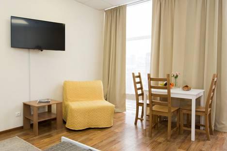 Сдается 1-комнатная квартира посуточнов Перми, Екатерининская улица, 122.
