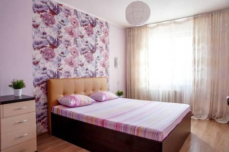Сдается 2-комнатная квартира посуточно в Кемерове, ул. Гагарина 51.