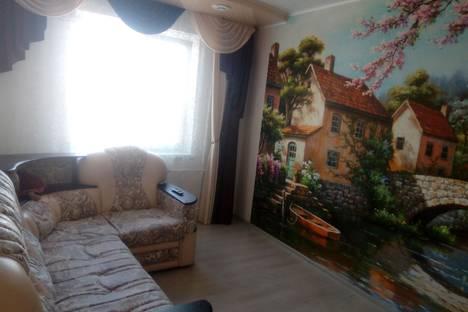 Сдается 1-комнатная квартира посуточнов Воронеже, улица Кольцовская, 17.