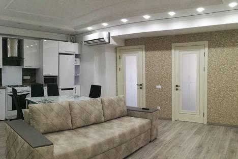 Сдается 3-комнатная квартира посуточно в Кишиневе, Chișinău, Strada Lev Tolstoi, 24/1.