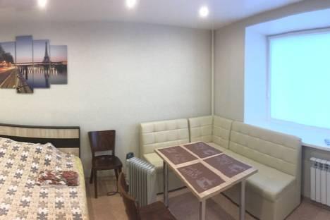 Сдается 1-комнатная квартира посуточнов Апатитах, ул. Дзержинского, 52.