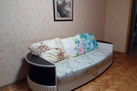 Сдается 2-комнатная квартира посуточно в Воронеже, улица Чайковского, 5.