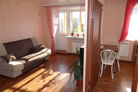Сдается 2-комнатная квартира посуточнов Барнауле, ул. Деповская, 20.