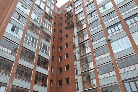 Сдается 2-комнатная квартира посуточнов Томске, Тверская улица, 66/1.