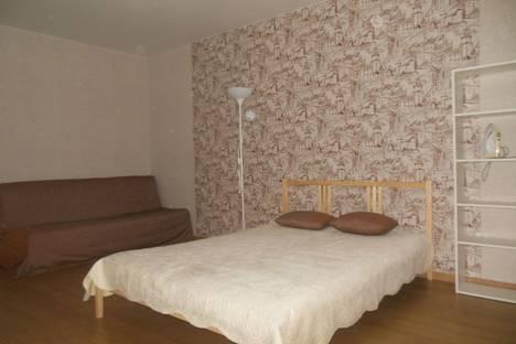 Сдается 1-комнатная квартира посуточно в Великом Новгороде, Большая Санкт-Петербургская улица, 101.