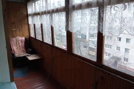 Сдается 1-комнатная квартира посуточно в Борисове, ул.Гречко5.