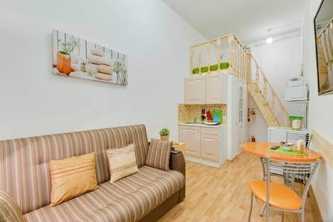 Сдается 1-комнатная квартира посуточнов Санкт-Петербурге, марата 33.