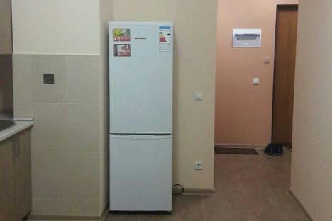 Сдается 1-комнатная квартира посуточнов Новокуйбышевске, улица Гагарина, 32.