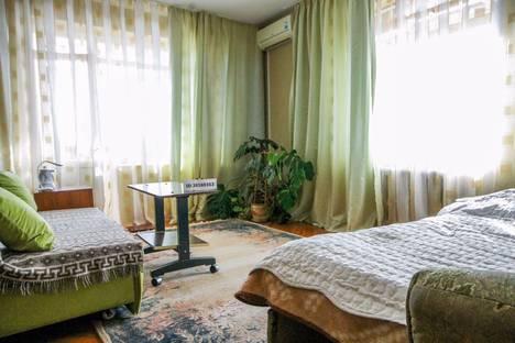 Сдается 1-комнатная квартира посуточно в Сочи, Партизанская улица 15.