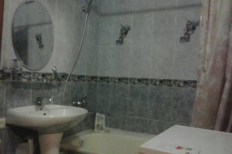 Сдается 1-комнатная квартира посуточно в Бишкеке, Уметалиева 16/46.