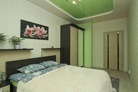 Сдается 3-комнатная квартира посуточно в Сургуте, улица Лермонтова, 1/1.