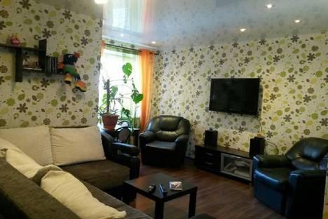 Сдается 2-комнатная квартира посуточно в Тюмени, николая гондатти,9.