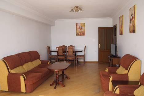 Сдается 3-комнатная квартира посуточно в Ереване, 3-комнатная квартира в Ереване.