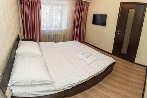 Сдается 1-комнатная квартира посуточно в Тюмени, прокопия артамонова,13.