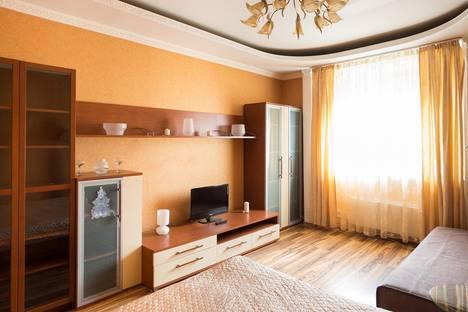 Сдается 1-комнатная квартира посуточно, улица Павла Андреева, 4.