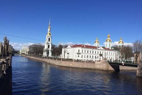 Сдается 1-комнатная квартира посуточнов Санкт-Петербурге, Кустарный переулок 2/5.