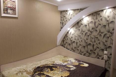 Сдается 1-комнатная квартира посуточнов Железноводске, улица Ленина, 8.