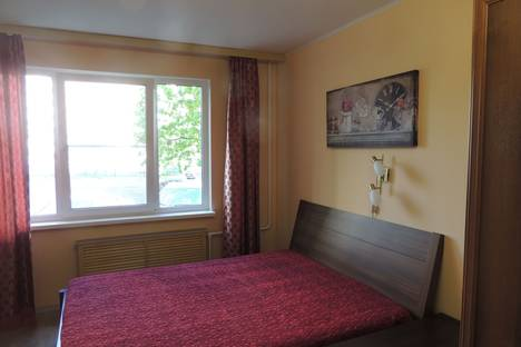 Сдается 1-комнатная квартира посуточнов Санкт-Петербурге, улица Маршала Казакова 12к1.