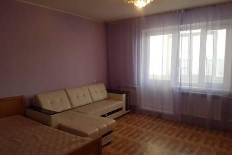 Сдается 2-комнатная квартира посуточнов Красноярске, Алексеева,113.