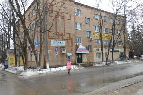 Сдается 4-комнатная квартира посуточнов Сергиевом Посаде, Железнодорожная улица д. 22.