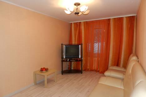 Сдается 2-комнатная квартира посуточно в Уфе, ул. Лесной проезд, д.8/2.