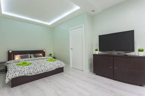 Сдается 1-комнатная квартира посуточнов Санкт-Петербурге, Кременчугская улица 11/1.
